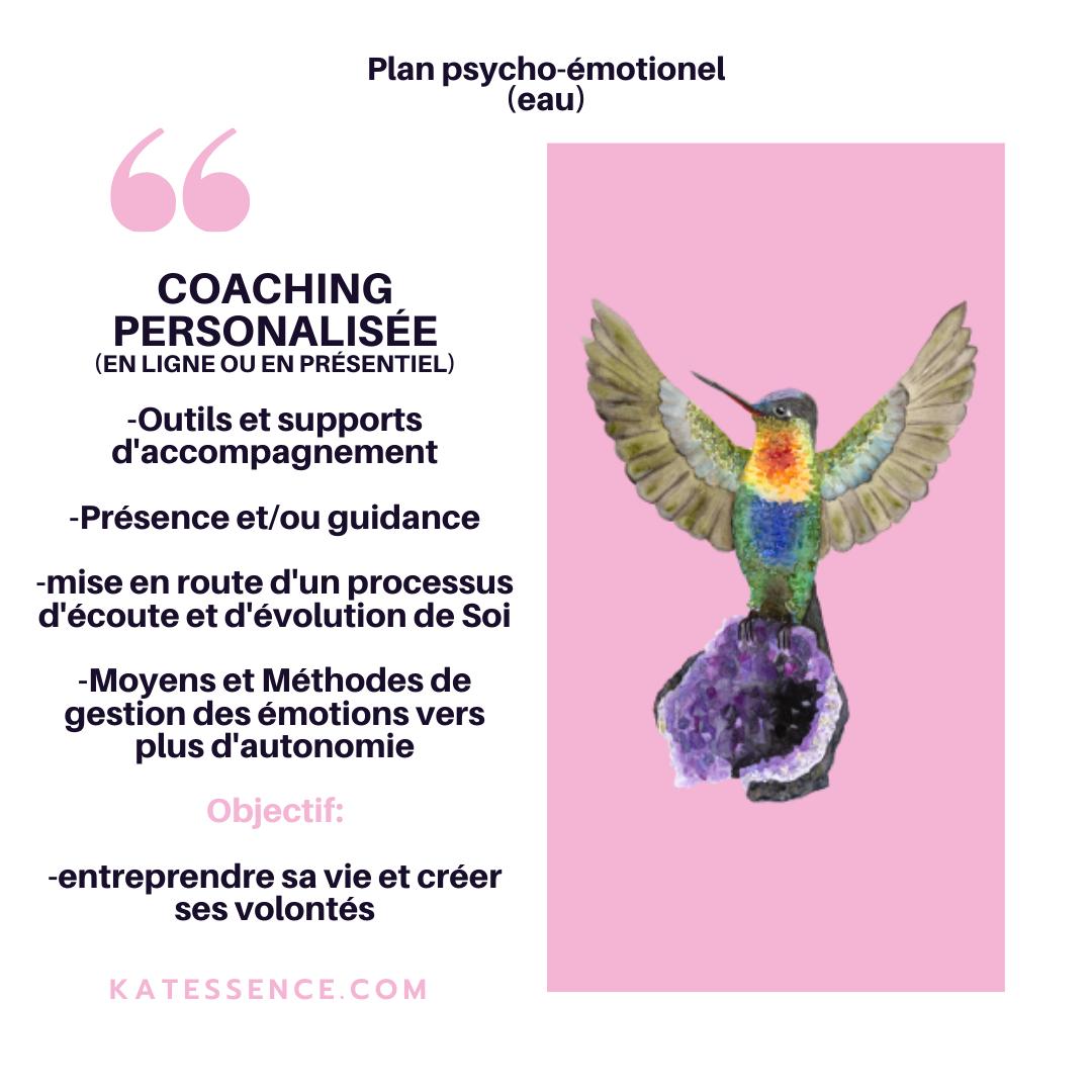 Coaching personnalisée